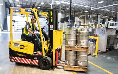 Beratung zum Arbeitsschutz in Rostock für Lager, Logistik, Transport